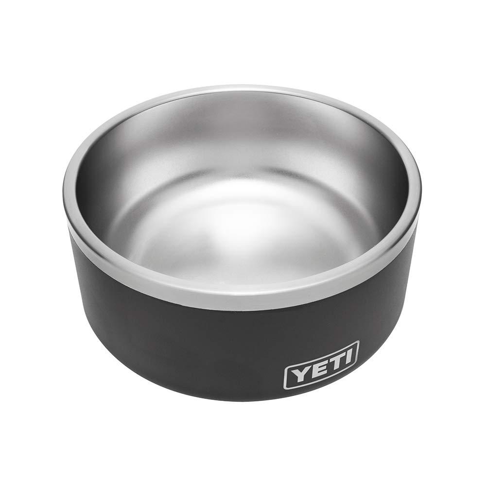 YETI Boomer 8 Stainless Steel, Non-Slip Dog Bowl, Black Duracoat by YETI (Image #4)