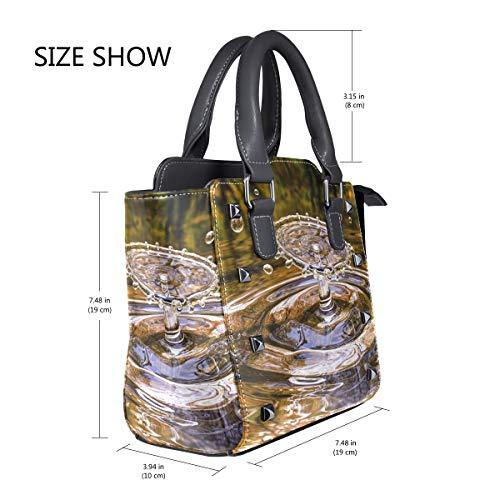 DeziroMulticolor Women's Handbag One Size DeziroMulticolor PZuTXkOi