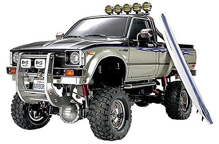 Cap 41Pcs. Metal Ball Bearing Set For Tamiya 58397 Toyota Hilux High Lift