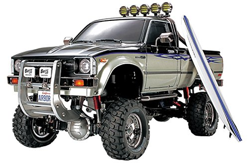 Tamiya Toyota Hilux High Lift 4X4 3SPD Vehicle