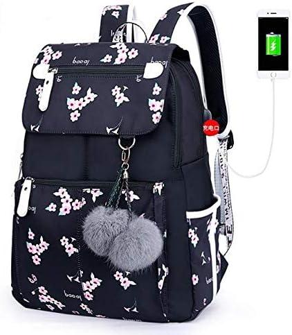 Kinderrucksack Wasserdichter Rucksack Mädchen Schultasche Für Jugendliche Junior High School Student Mochila Escolar
