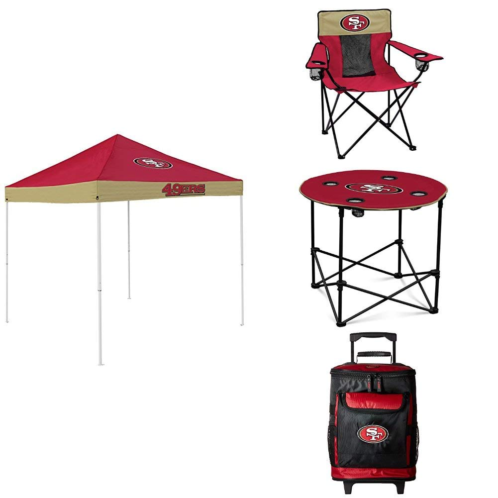 Logo Brands San Francisco 49ers Total Tailgate Package