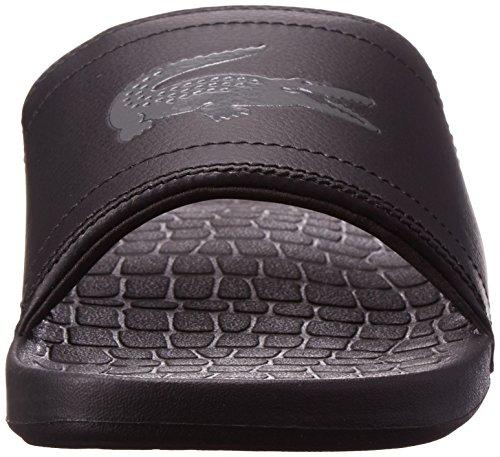 Sandalo Piattaforma Lacere Uomo Fraiser Brd1 Nero / Nero