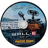 Movie Clips Entertainment & Savings CD-ROM featuring Wall-E. June, 2008. offers