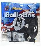 Pioneer Balloon Company 10 Count Northwestern Latex Balloon, 11'', Multicolor