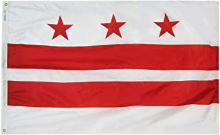 product image for Valley Forge District of Columbia - Washington D.C. Flag 4 x 6 Feet Nylon - Outdoor