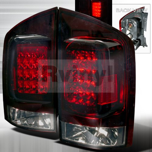 Armada Tail Lights Led