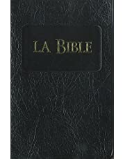 Bible Segond 21 de poche : souple noir