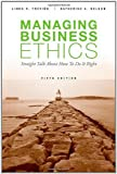 img - for Managing Business Ethics 5th Edition by Trevino, Linda K.; Nelson, Katherine A. published by Wiley Paperback book / textbook / text book