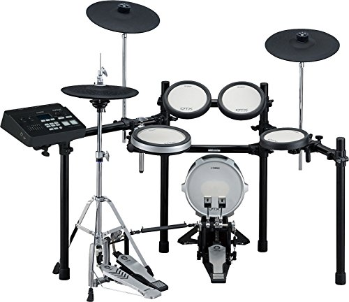 Yamaha DTX720K 8-Piece Electronic Drum Set (Custom Oak Yamaha)