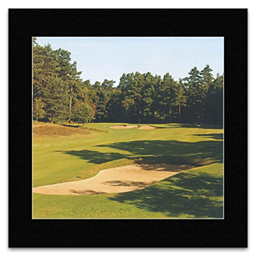 Gifted Calendars Golf Holes of Britain and Ireland - Hole 11 Wentworth Club West Course Surrey England Mini Poster - ()