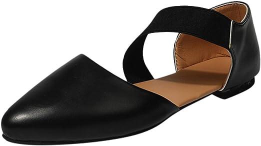 Women Flat Platform Sandal Ankle Strap Lace Up Summer Beach Slider Slip On Shoes