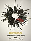 Keyman 36 Keys Heavy Equipment 36 Key Set / Construction Ignition Keys Set