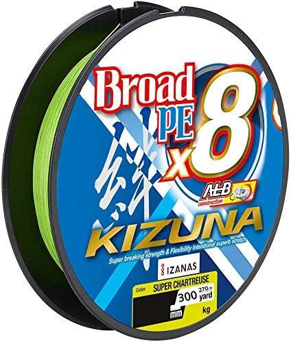Owner Kizuna 8braid - Hilo Trenzado para Pesca de lanzado (270 m ...