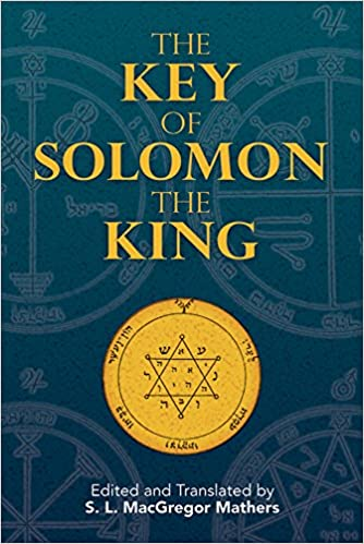 Amazon com: The Key of Solomon the King (Dover Occult