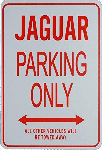 Signes-de-stationnement-JAGUAR-JAGUAR-Parking-Only-Sign