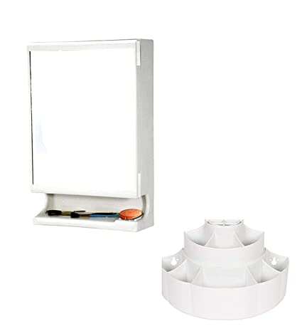 Branco New Look Bathroom Cabinet White Lifetime Warranty Made In