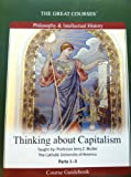 img - for Thinking About Capitalism - Great Courses book / textbook / text book