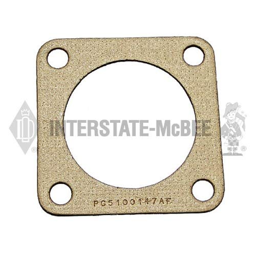 Made to fit A-5100147 Gasket Exhaust Outlet Detroit Diesel
