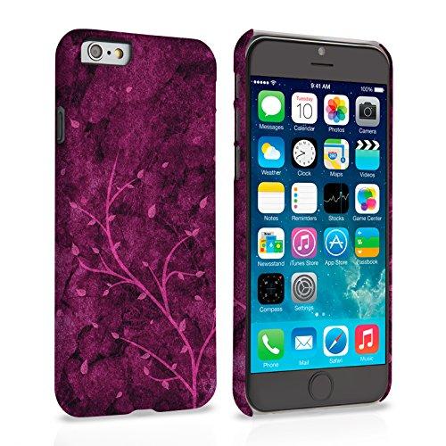 Caseflex iPhone 6 Plus / 6S Plus Hülle Rosa Baum Hart Schutzhülle (Kompatibel Mit iPhone 6 Plus / 6S Plus - 5.5 Zoll)