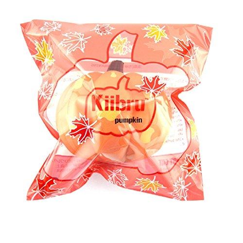 Squishy Jumbo Halloween Pumpkin Super Slow Rising Soft Scented Kawaii Squishies Toy (orange) (Halloween Pumpkins)
