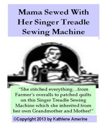 Buy singer sewing machine antique treadle
