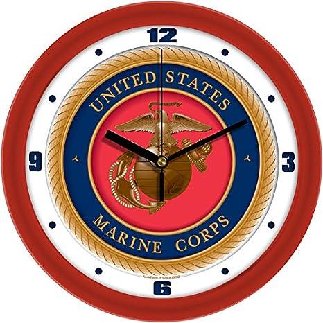 Dimension Wall Clock US Marines