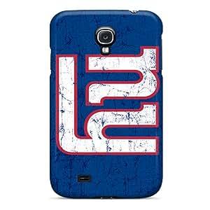 SBrunet Premium Protective Hard Case For Galaxy S4- Nice Design - New York Giants