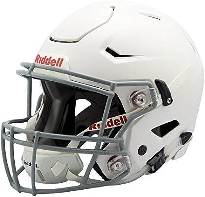 Riddell Speedflex Youth Helmet White Gray Small Amazon Sg Sports Fitness Outdoors