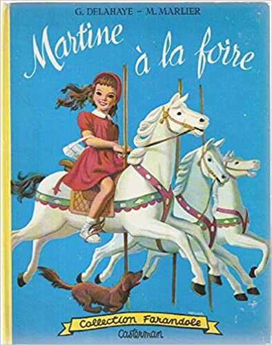 Livres audio téléchargeables gratuitement pour iphone Martine à la Foire in French