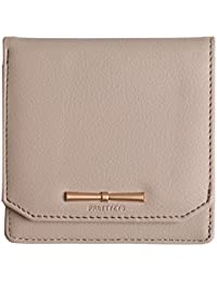 Prettyzys Small Wallet Women Zipper Coin Purse Credit Card Holders Leather Slim Purse For girls