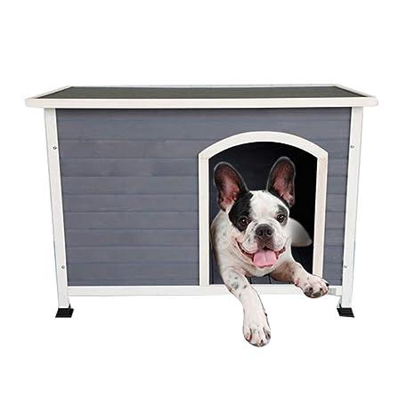 Hh001 Casa para Perros Casa para Mascotas Casa Gato Jaula Interior ...