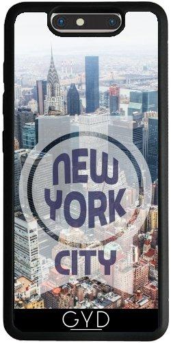 Funda Silicona para ZTE Blade V8 - Nueva York by wamdesign