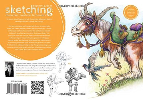 Beginner's Guide to Sketching: Characters, Creatures and Concepts downloads torrent