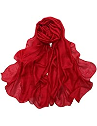 Women Scarf Super Soft Scarves Large Shawl Wrap by Bonnenult