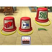 Juego de aprendizaje LeapFrog Disney-Pixar Toy Story 3 (funciona con LeapPad Tablets & LeapsterGS)