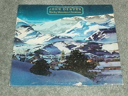 John Denver - Rocky Mountain Christmas[Record Album/Vinyl ...