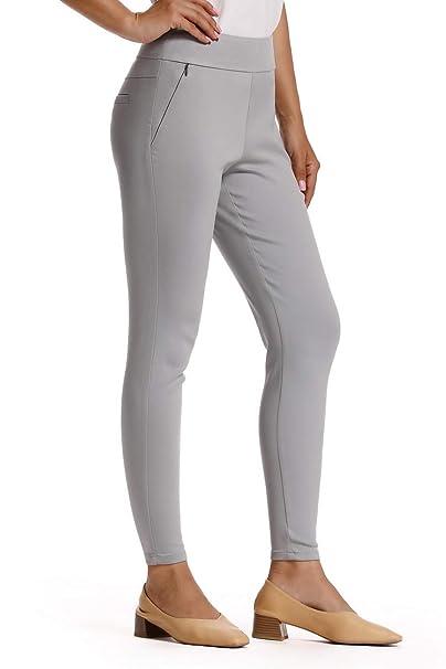 Amazon.com: Foucome - Pantalones de vestir para mujer ...