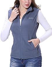 Clothin Men/Women Full Zip Fleece Vest