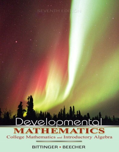 Developmental Mathematics Value Pack (includes MyMathLab/MyStatLab Student Access Kit  & Video Lectures on CD with O