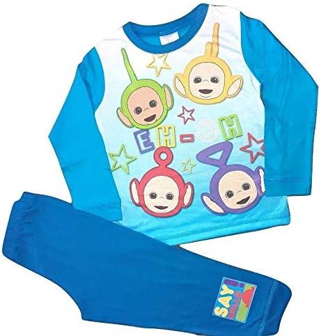 Kids Teletubbies PyjamasTeletubbies Pyjama SetTeletubbies PJs