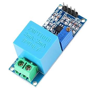 2ma Single Phase Ac Voltage Sensor Active Module Board