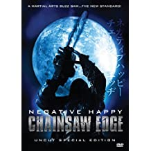 Negative Happy Chainsaw Edge by Hayato Ichihara