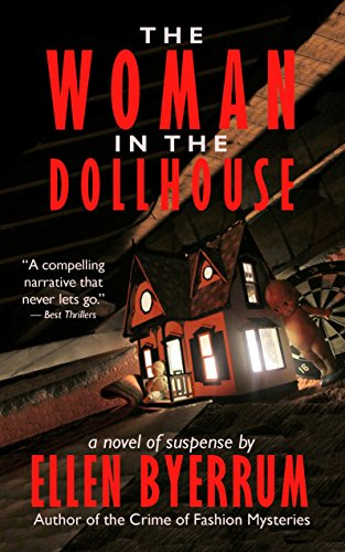 book cover of The Dollhouse in the Crawlspace