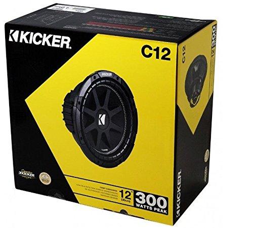 Kicker 43C124 12