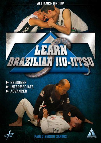 Learn Brazilian Jiu-Jitsu - Beginner, Intermediate & Advanced