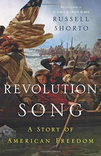 Revolution Song: A Story of American Freedom cover