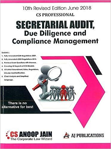 Buy AJ Publication's Secretarial Audit, Due Diligence and Compliance