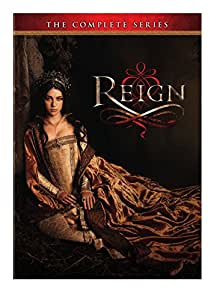 Reign: The Complete Series (1-4)