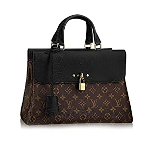 12. A Monogram Canvas Venus Handbag (Noir) by Louis Vuitton